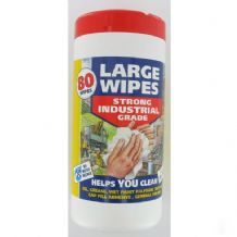 Large ind. cleaning wipes